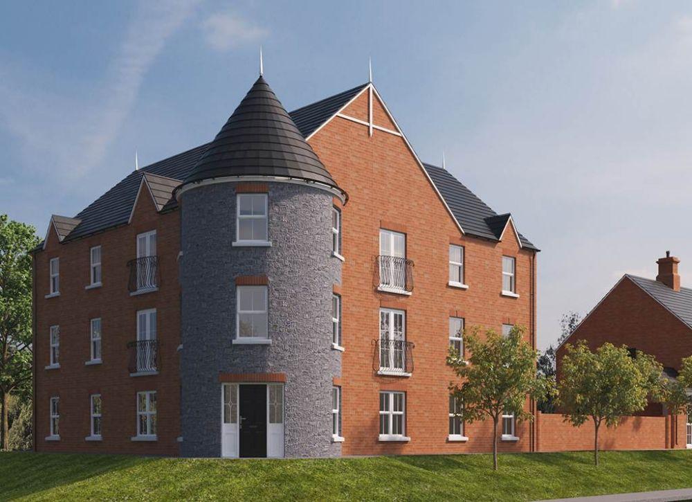 Fantastic Clover Brook Old Belfast Road Larne New Homes For Sale In Download Free Architecture Designs Sospemadebymaigaardcom