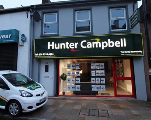 Hunter Campbell Estate Agents (Ballyclare)