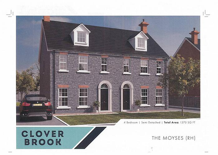 Site 14 Clover Brook, Larne
