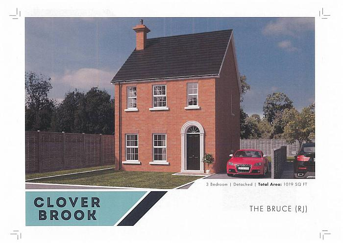 Site 13 Clover Brook, Larne
