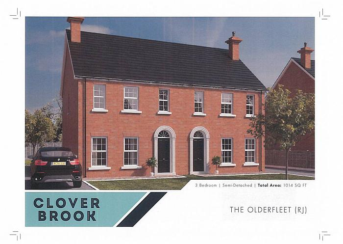 Site 22 Clover Brook, Larne