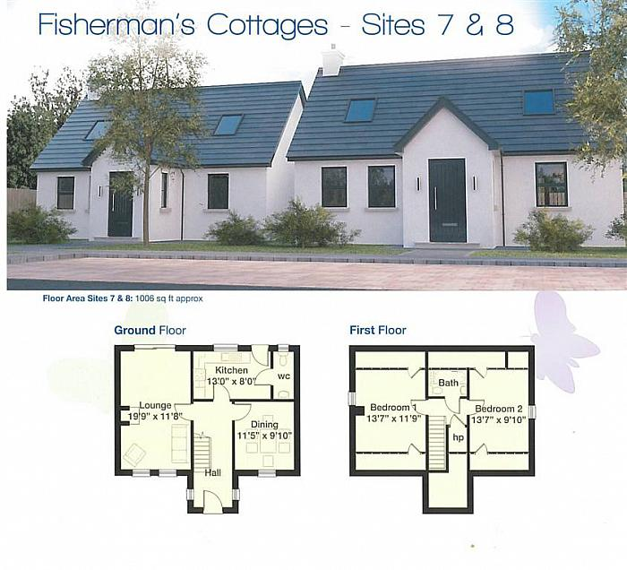 Site 8 Mullaghboy Mews, Islandmagee