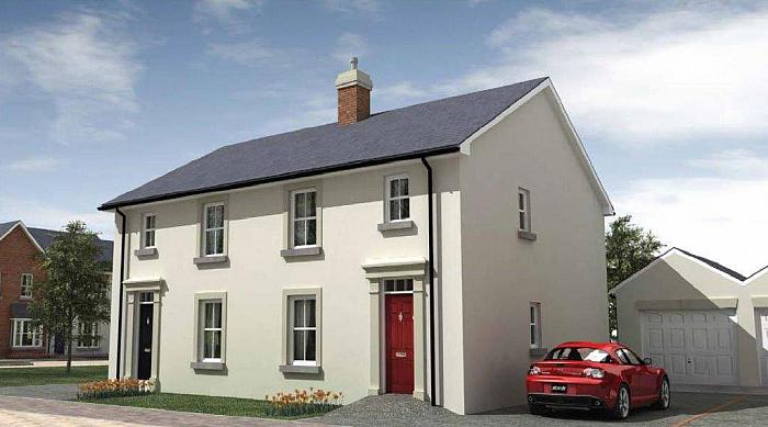 14 The Bay Fields, Carnlough