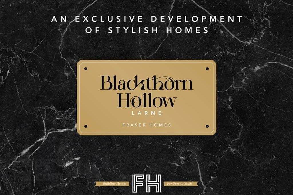 Site 239 W22 Blackthorn Hollow