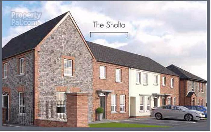 Site 66 The Sholto (End), Ballyclare